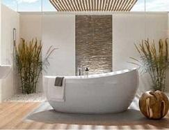 choisir une baignoire ilot pour sa salle de bains. Black Bedroom Furniture Sets. Home Design Ideas